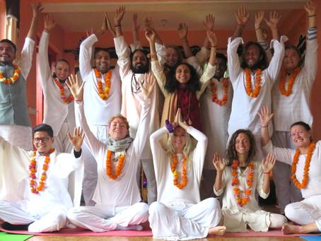 Yoga Teacher Training in Himalayan Yoga Ashram