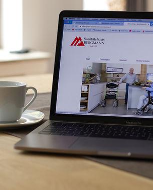 Onlineshop sanitätshaus bergmann