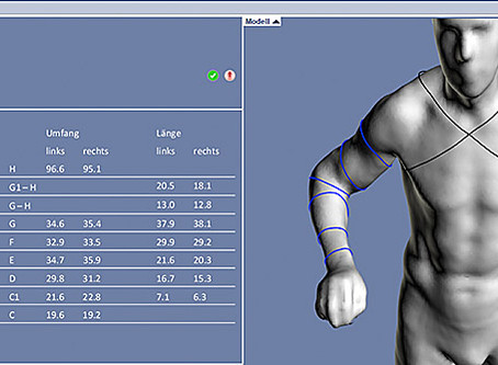 Der digitalisierte Körper