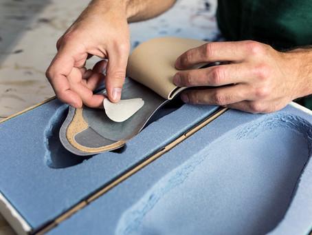 Schuheinlagen ! Bei uns echtes Handwerk