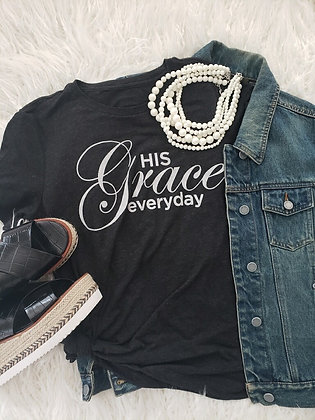 His Grace Everyday t-shirt