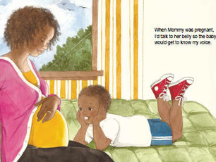 """Kirkus Reviews: """"There's plenty of room on the new-baby shelf for this sturdy big brother&q"""