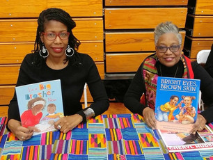 Back for the First Time - African American Children's Bookfair