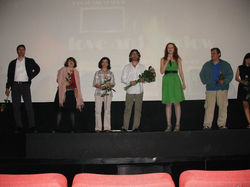 Premiere of Love and Shadow