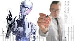 Man-and-Robot