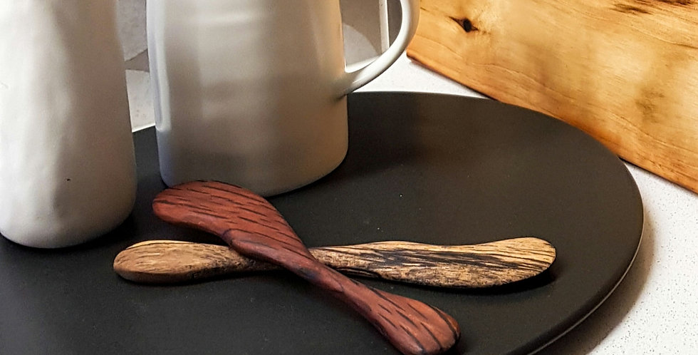 Wood Cheese Knife / Butter Knife / Knife Spread