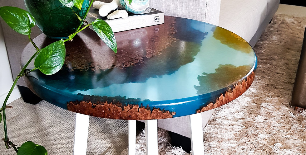 Side Table / Lamp Table / Small Coffee Table