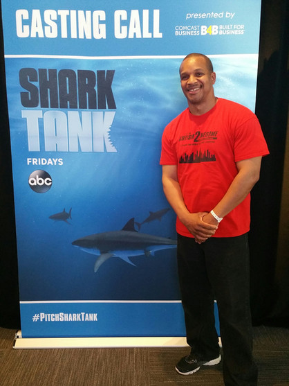 Kerry Brooks Meets Shark Tank