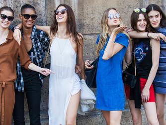 Paris fashion week - Haute Couture - street style 06 July 2015