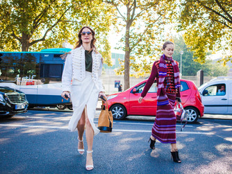 Paris fashion week - Ready to wear - street style 04 Octobre 2015