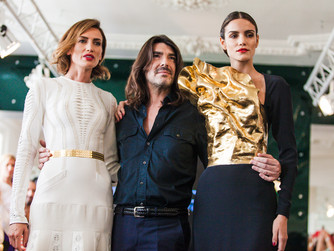 STÉPHANE ROLLAND presentation for Haute Couture spring summer 2016