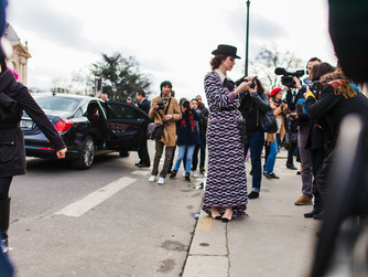 Paris fashion week - Haute couture - 26 January 2016