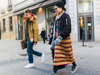 Paris fashion week - Men's wear - 20-24 January 2016