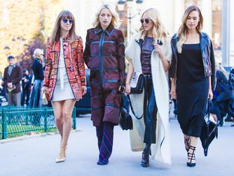 Paris fashion week - Ready to wear - street style 01 Octobre 2015