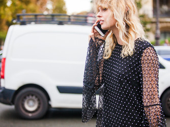 Paris fashion week - Ready to wear - street style 06 Octobre 2015
