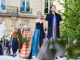 ILJA runway for Haute Couture spring summer 2016