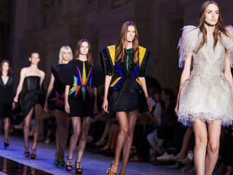 DICE KAYEK runway for Haute Couture spring summer 2016