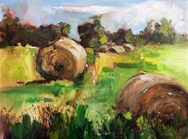 Backyard Monet