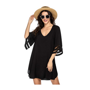 Bell Sleeve Coverup