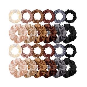 24 Piece Scrunchie Set