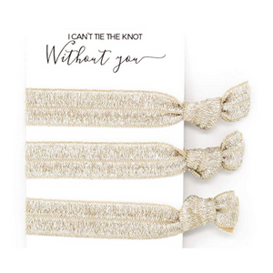 Tie the Knot Hairties