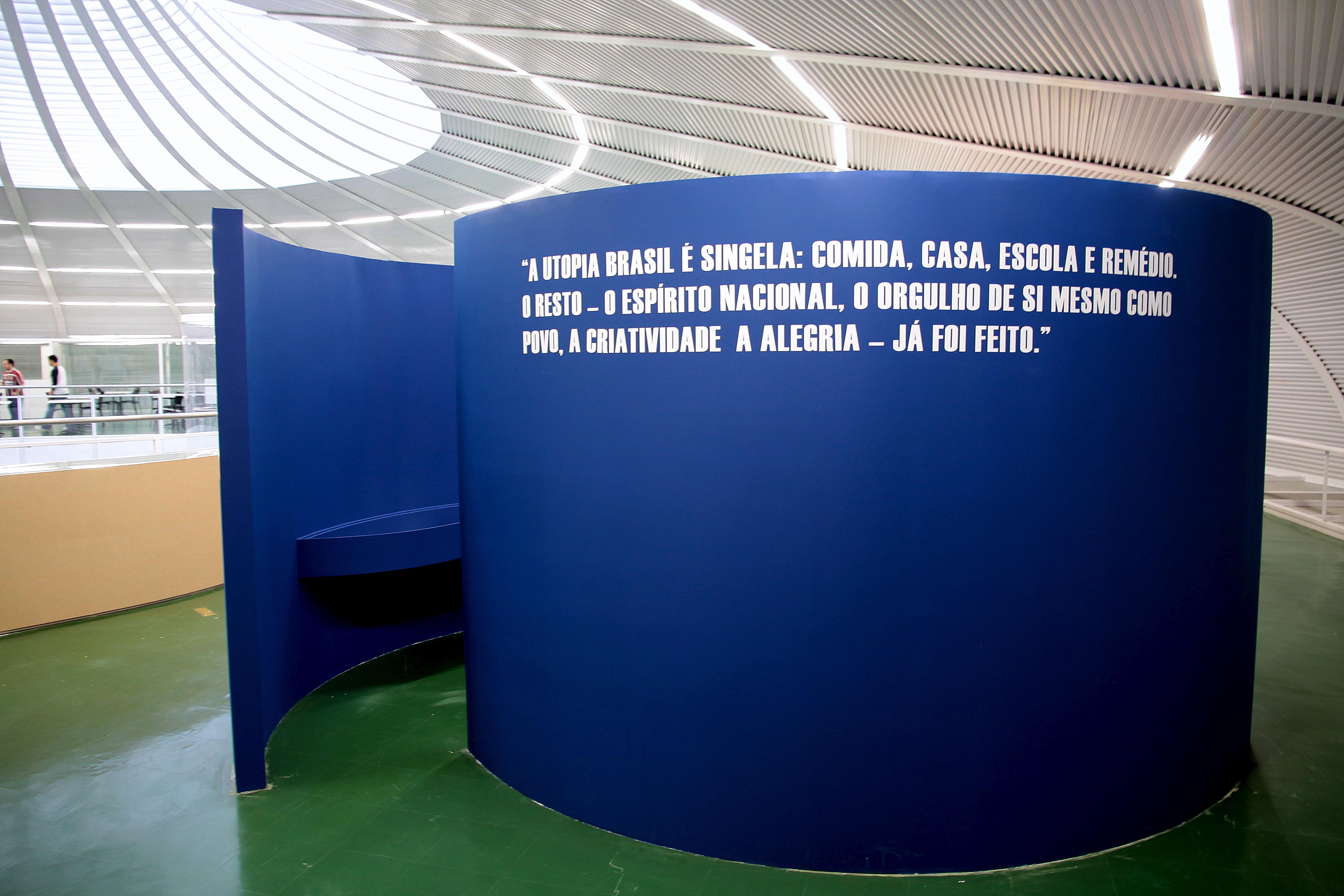 As Utopias de Darcy Ribeiro