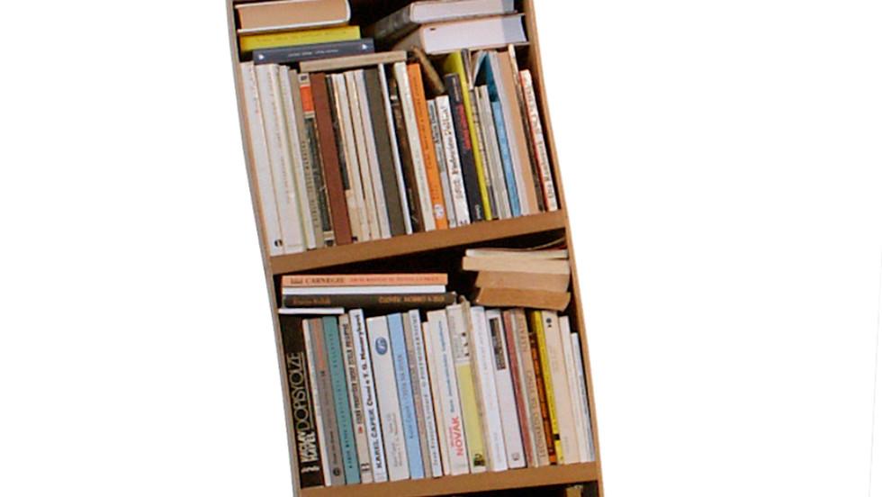 S-bookcase