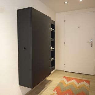manolo botnik shoe cabinet