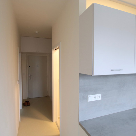 small panel house apartment