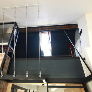 attic hideout-spare bedroom