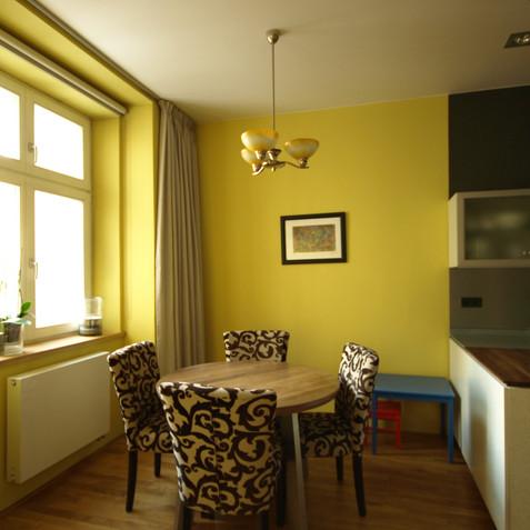 apartment in Prague 7 Letná