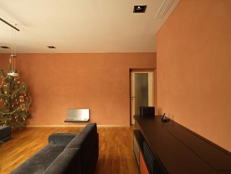 living room in Prague 5
