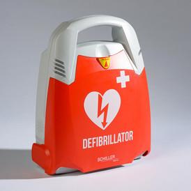 Defibrillatore, defibrillatore Schiller, vendita defibrillatori, FRED PA-1
