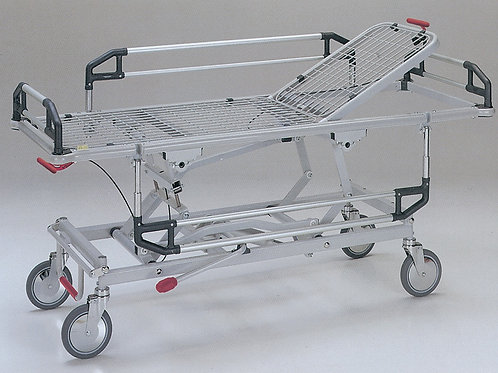 PATIENT TROLLEY Adjustable