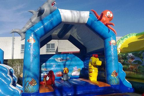 Springkasteel Seaworld