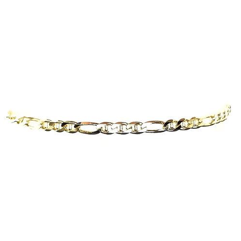 Bracelet or jaune 18 carats