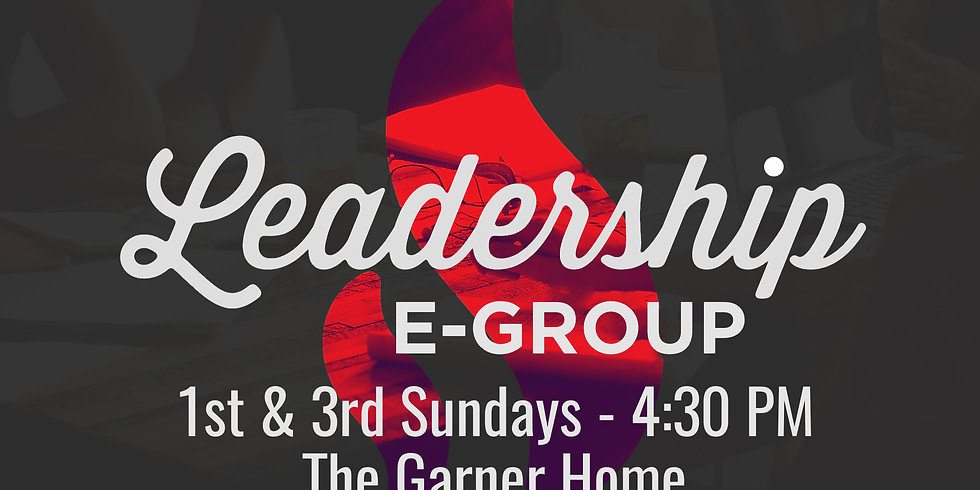 Leadership Team Meeting