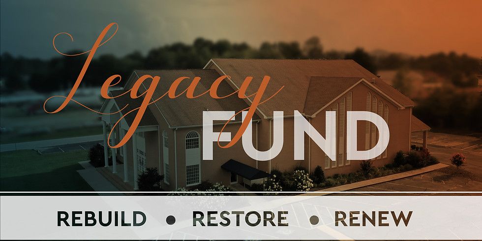 Building Fund Sunday