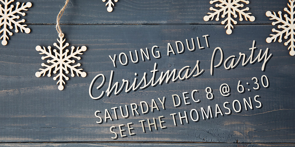 Young Adult E - Group Gathering