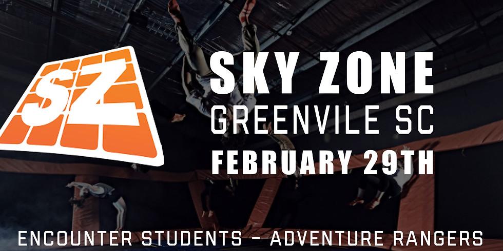Sky Zone Trip