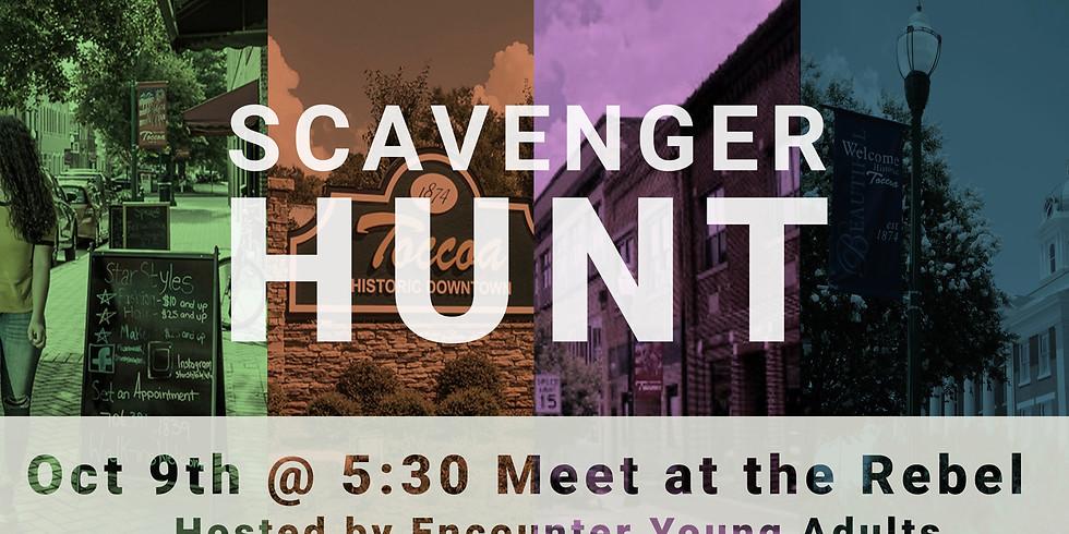 Citywide Scavenger Hunt