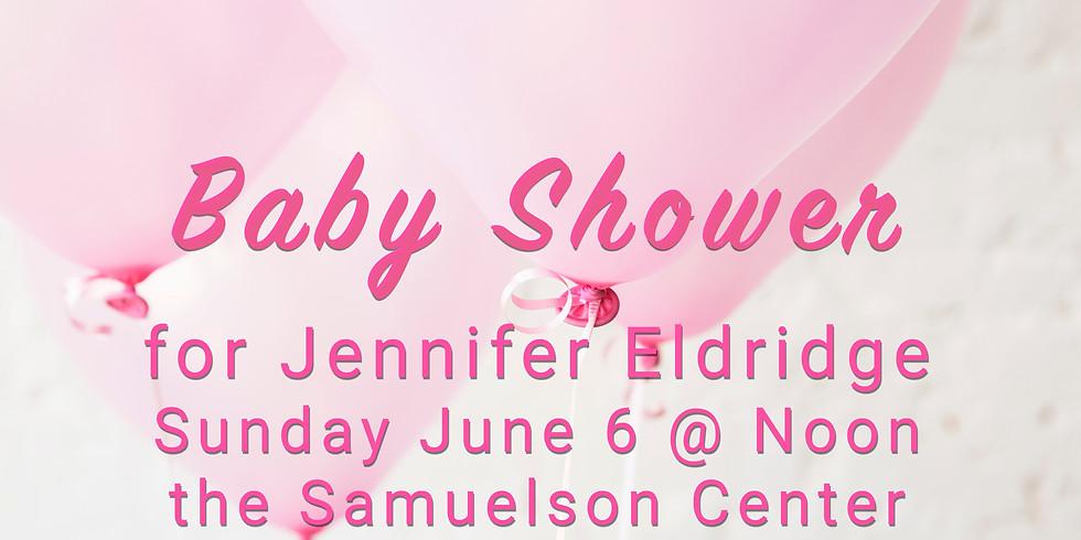 Eldridge Baby Shower