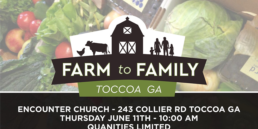 Farm to Family Food Distribution