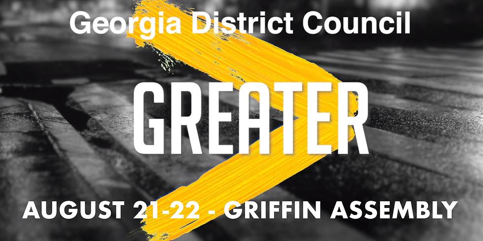 Georgia District Council