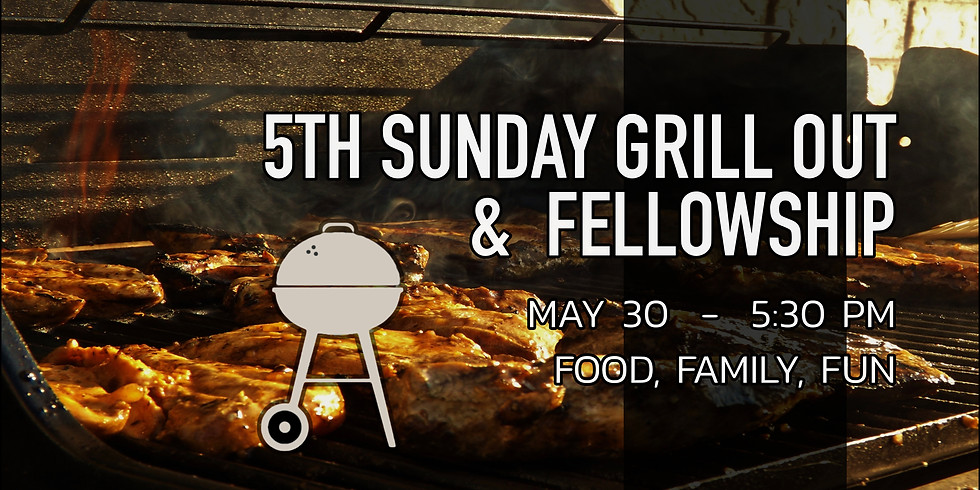 Memorial Day Grill Out