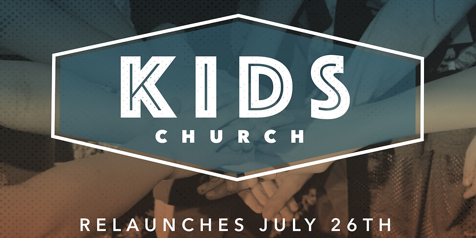 Kids Church Kickoff