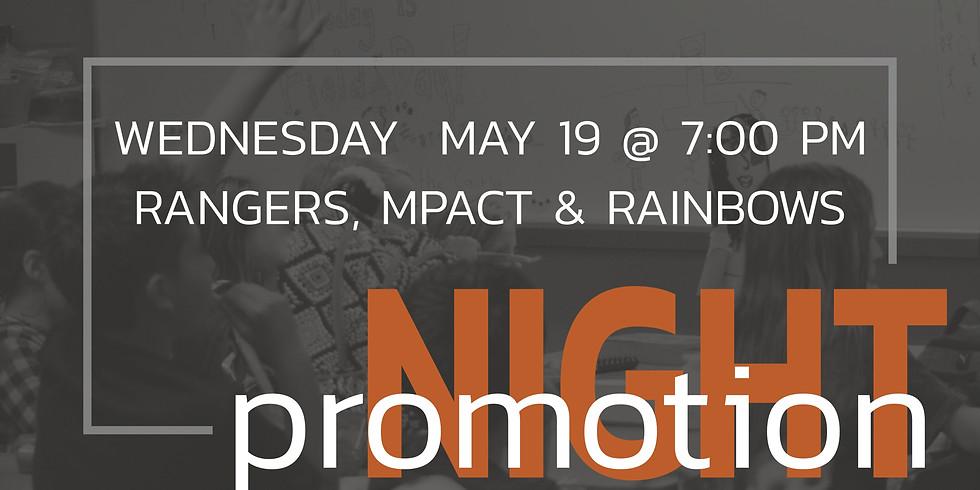Club Promotion Night
