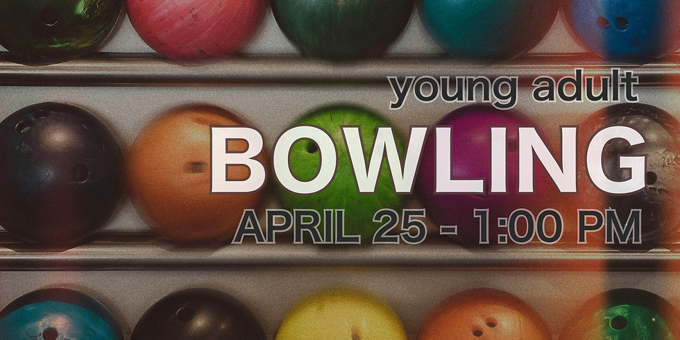Young Adult Bowling