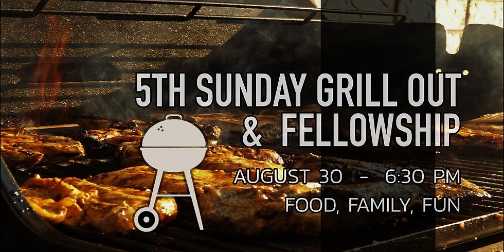 5th Sunday Fellowship