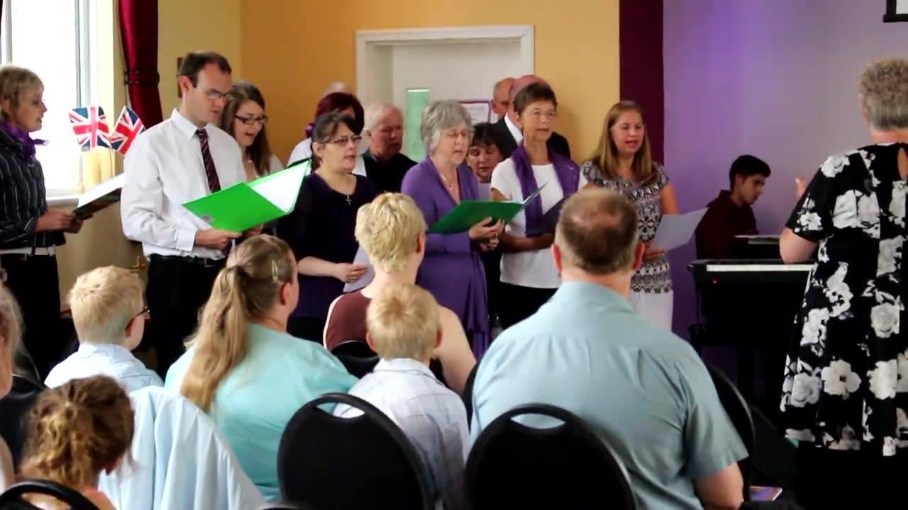 Leigh Elim Scratch Choir